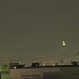 10月11日東京上空に出現したUFO